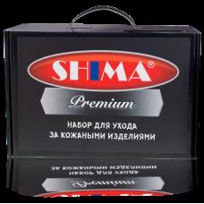 Набор для ухода за кожаными изделиями SHIMA PROFI