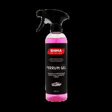 """Гелевый pH-нейтральный очиститель SHIMA DETAILER """"FERRUM GEL"""""""