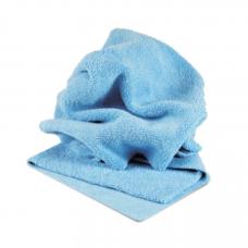 PROFI-MICROFASERTUCH BLAU Микрофибра салфетка 40*40 см, голубая, 320гр Au-241