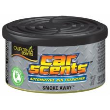 Ароматизатор воздуха California scent(Car scent) Анти-Табак (Smoke Away)