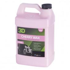 Воск для ручного и автоматического нанесения 3D (3.785 л) - Cherry Wax 906OZ16