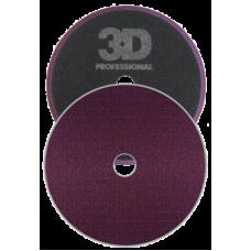 Грубый полировальник 3D - Dark Purple Spider Cutting pad 165mm K-56SDP