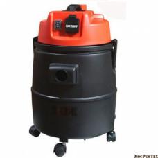 TOR WL092A-30LPS PLAST (с розеткой) Водопылесос 30 литров
