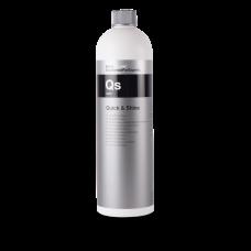 QUICK & SHINE ELEGANT - 1л. Универсальное средство для быстрого восстановления поверхности