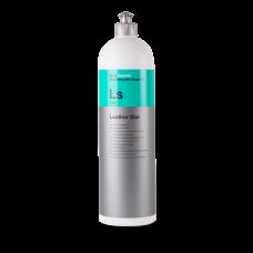 LEATHER STAR очиститель-консервант кожаных поверхностей 1л