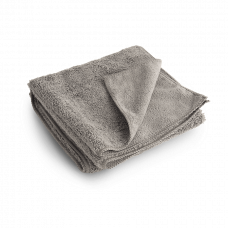MICROFASER FROTTEETUCH Микрофибра салфетка 40*40 см, серая, 360 гр оверлоченная 2 шт