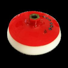Подложка для полировальных кругов Ø 123 мм / М14 мягкая для мехового круга sp5024