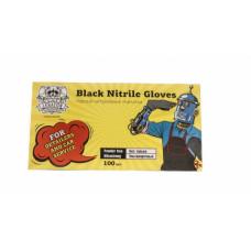 Нитриловые перчатки LERATON BNG, размер (M/L), 100шт