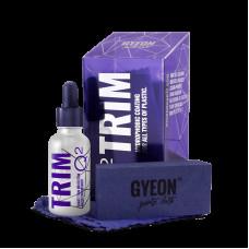 GYEON TRIM Керамическое покрытие для внешнего пластика, фар, резины, хрома на 24 месяца