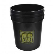 Ведро Work Stuff 20л черное