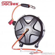 SGCB Air hose reel Шланг воздушный на катушке 8.0*12.0мм*10м