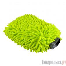 Shine Systems Chenille Wash Mitt - шенилловая рукавица для мойки кузова