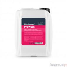 Shine Systems PreWash - активный шампунь для бесконтактной мойки, 5 л
